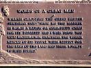 Drayton Wall of Remembrance - Plaque