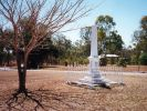Gooroolba War Memorial - overview