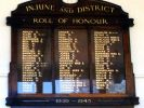 Injune and District Honour Roll