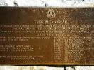 2nd Battalion Royal Australian Regiment Memorial - plaque