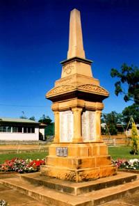 Toogoolawah War Memorial