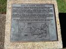 Bundaberg Rats of Tobruk Memorial - plaque