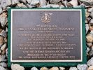 Royal Australian Regiment Unit Plaques (Memorial Walk) - 3rd Bn RAR plaque