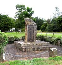 Beechmont War Memorial
