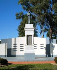 Oakey Anzac Memorial