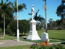 Granville (Qld) War Memorial (Digger) - 2009