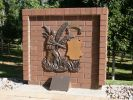 Royal Australian Regiment Unit Plaques (Memorial Walk) - 8th and 9th RAR Memorial plaques