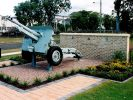 Banyo War Memorial - 25 pounder field gun