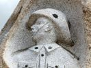 Kalbar War Memorial - Digger detail