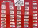 Tambo Shire Hall WWII Honour Board Names