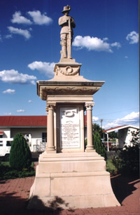 Gatton Boer War Memorial