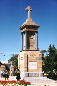 Warwick War Memorial