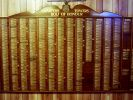 Charters Towers Roll of Honour - WWII and Other Wars