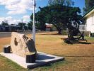 Moura RSL War Memorial - original site