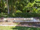 Vietnam Veterans Memorial - Sign