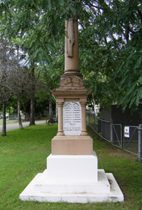 Dayboro War Memorial