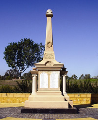 West Ipswich and One Mile War Memorial