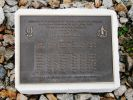 Royal Australian Regiment Unit Plaques (Memorial Walk) - SAS Roll of Honour