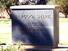 Barcoo Shire War Memorial