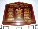 North and South Bucca Districts Roll of Honour 1939 - 1945