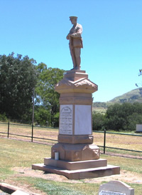 Ma Ma Creek War Memorial (Digger)