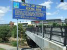 Corporal John French VC Memorial Bridge