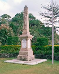 Coolangatta War Memorial