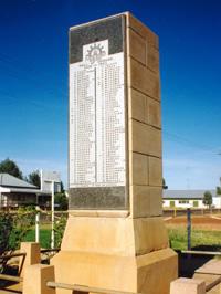 Morven War Memorial