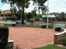 View of parade ground looking toward Arrabri Avenue, Mt Ommaney.