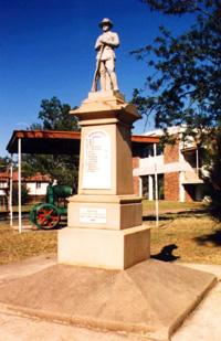 Mount Alford War Memorial (Digger)