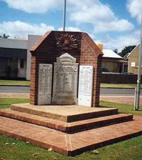 Proserpine Cenotaph