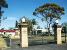 Dalby War Memorial Gates