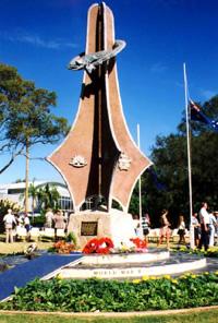 Maroochydore War Memorial