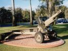 Howitzer L5 105 mm (Pack) - used in Malaysia and Vietnam
