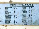 Charleville War Memorial - WWII Roll of Honour
