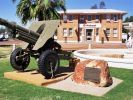 Cunnamulla War Memorial - War Trophy